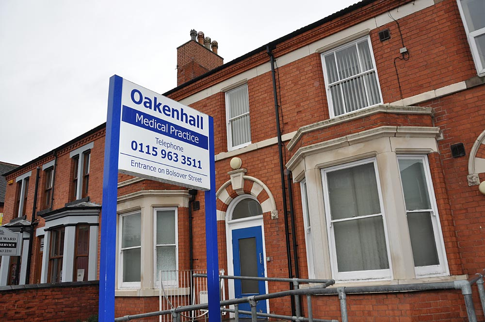 Oakenhall Medical Practice