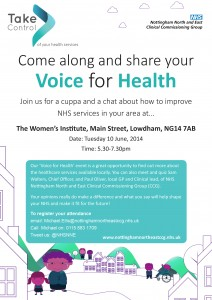 Voice for Health