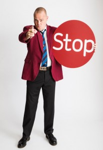 Al Murray Stoptober