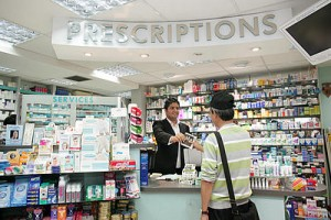 Think Pharmacy First to stay well this winter.