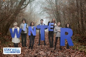Stay Well This Winter campaign