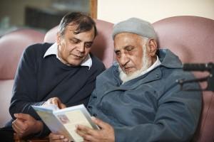 Elderly carer 1