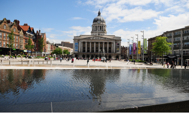Community and Patient Engagement across Nottingham and Nottinghamshire